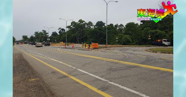居民发现公共工程局已以黄漆划好改道路线时,已有接受封路改道的心理准备。
