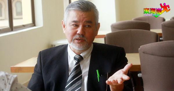 杜成顺:从理事会开始进行会员资格漂白,确保商会组织更合法及完整。