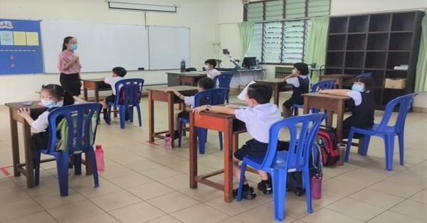 教育界人士对教育部宣布UPSR今年起永久废除取消,赞贬参半。(档案照)
